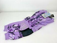 Fox Racing Girls 180 Pants Purple Black Size 10 New 04118