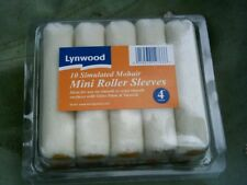 """Mohair paint rollers.4"""" x punnet 10 Free Post"""