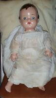 VTG  Madame Alexander Composition Pinkie Pinky Baby Doll 1930's 22""