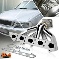 For 92-97 Volvo 850 Base/ GLT I5 2.4L Stainless Steel Exhaust Header Manifold