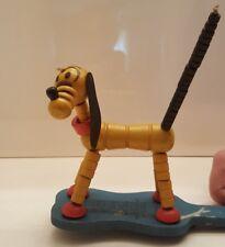 Vintage Antique Fisher Price Pop Up Kritter Toy Puppet Disney's Pluto