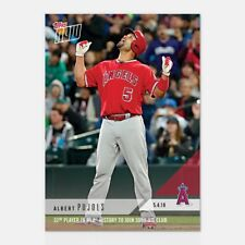 2018 Topps Now~Card #170 ~ Albert Pujols 32nd Player in MLB History to join 3000