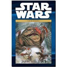 Star Wars cómic colección 31 de Jabba Hutt 9783741604386 HC Panini Cómics nuevo
