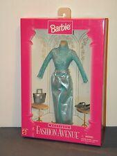 Barbie 1996 Fashion Avenue Boutique Outfit #16953 NRFB Blue Pants & Top