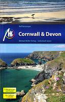 REISEFÜHRER Cornwall & Devon 2017/18, England, Michael Müller Verlag, UNGELESEN