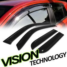 Rain/Wind Guard Smoke Vent Shade Deflector Window Visor V2 For 01-07 Ford Escape