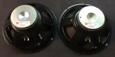 """1 MATCHED PAIR (2) - JBL M115-8A 15"""" Driver Woofer 8 Ohms VGC *Ships Worldwide*"""