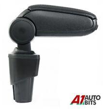 For Vw Caddy 2k Touran 2003+ Car Armrest Arm Rest Assembly Set Black Leatherete