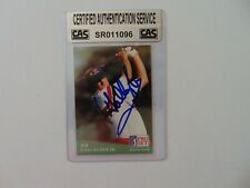 """PGA"" Jim Gallagher Jr Signed PRO SET Card CAS Encapsulated"