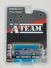1/64 GreenLight Hollywood Series 23 A Team 1967 Chevrolet Impala