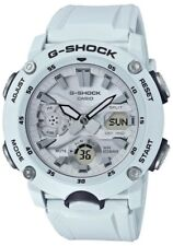 Casio G-SHOCK Carbon Core Guard Structure Rubber Strap Mens Watch Ga2000-1a9