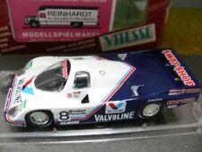 1/43 Vitesse Porsche 956 LeMans #8 Valvoline/Swap Shop
