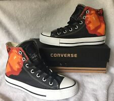 NEW Legendary Music JIMI HENDRIX Converse All Star Hi Top Women's 5.5, Men's 3.5