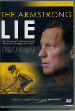 THE ARMSTRONG LIE DI ALEX GIBNEY - DVD NUOVO