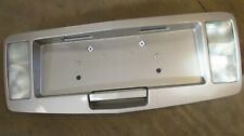 04 05 06 07 08 09 CADILLAC SRX HANDLE LICENSE PLATE FINISH PANEL Gold Slate