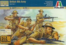 Italeri 1/72 (20mm) WWII British 8th Army (Esci)