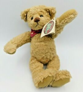 Ganz Plush Teddy Bear 1995 Cottage Collectables By Lorraine Jointed Stuffed Toy