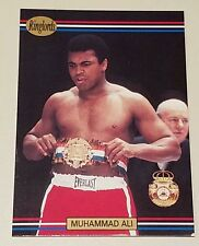 1990 1991 Ringlords complete SEALED set 40 boxing trading card Muhammad Ali Clay
