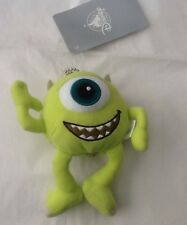 Authentic Disney Store Japan Mike Monsters Inc Reversible Keychain Badge