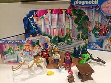 Playmobil 4213 Cinderella Fairy Tale Retired Incomplete Lot Stepmother Prince