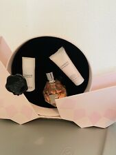 Perfume set Viktor & Rolf flowerbomb edp 3.4 oz , shower gel, body cream