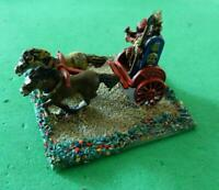 MiniFigs 15mm Ancient Britons Chariot (MF158)