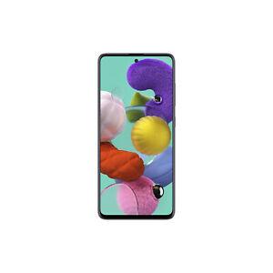 Samsung Galaxy A51 A515F 128GB Dual SIM GSM Unlocked Phone - Prism Crush Black