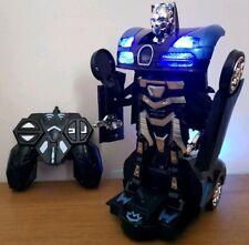 Bugatti Veyron Transformers Robot rechargeable télécommande voiture Filles Garçons Jouet