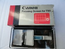 Canon FD Finder FN-6X + Focusing Screen FN PC