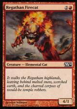 4x Regathan Firecat | NM/M | M14 | Magic MTG