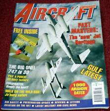Aircraft Illustrated 1999 March 747,Typhoon