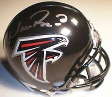 Matt Ryan Autographed Falcons Riddell Mini Helmet