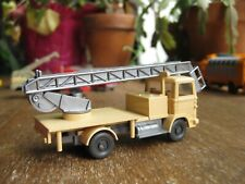 Vintage 1972 WIKING MB LP 1317 Lift Truck - Germany - Near Mint Condition