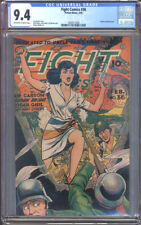 Fight Comics #36  CGC 9.4 NM Universal CGC #1620511006