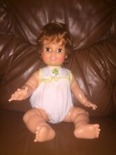 Vintage 1973 Ideal Baby Crissy Doll VGC