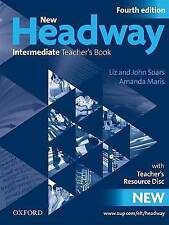 New Headway: Intermediate B1: Teacher's Book + Teacher's Resource Disc: The world's most trusted English course by Oxford University Press (Mixed media product, 2009)