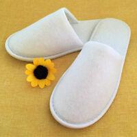 1 Paar Pack Slipper Spa Hausschuhe Einweg Hotel Schuh Pantoffeln Mode