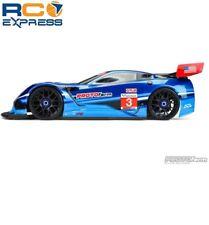Pro-Line 1/8 Corvette C7.R Clear Body : GT Short Wheelbase PRM1551-40