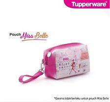 New Theme of Miss Belle Pouch Licenced Tupperware Original Hot Gift