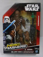 ** Brand New ** STAR WARS HERO MASHERS CHEWBACCA - HASBRO