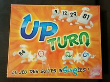 Hard to find - Up turn - tile board game - goliath - free shipping