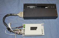 SMAC LAS55-150 Linear Slide Actuator 150mm travel +LAC-1 Axis Controller 5 µm