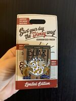 Disney Bear Brunch Brother Bear Cereal Box Pin of the Month LE 4000