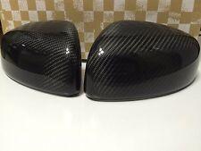 NEW JDM Carbon Fiber Front Rear View Side Door Mirror Covers Failady Z Z34 370Z