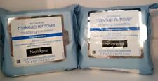 Neutrogena Makeup Remover Cleansing Towelettes Fragrance Free, 25 Towelettes, 2X