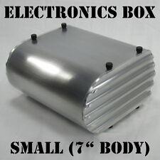 """Custom Motorcycle Electronics Box Tray Aluminum Chopper Bobber Cafe Harley SM 7"""""""