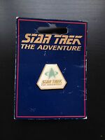 Retro Star Trek The Adventure Metal Pin Badge Lapel Trekkie Gift Enamel Starship