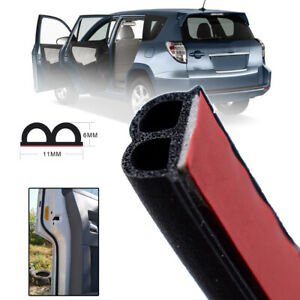 10m Universal Car Seal Strip Door Hood Rubber For Toyota Hilux RAV4 Corolla AU