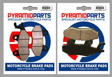 CF Moto 800 Z-Force EX 2015 Front Brake Pads (Both Wheels)