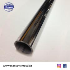 Tubo Tondo in Acciaio Inox 304 - 316 Da 6 a 70mm in Diverse Lunghezze e Spessori